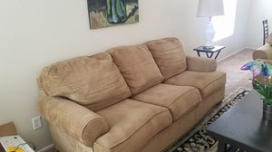 couch and loveseat for Sale in Murrieta, CA