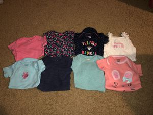 Baby girl size newborn for Sale in Chino Hills, CA