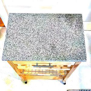 Kitchen Island Granite Top for Sale in Newton, MA