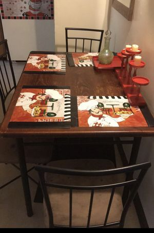 Kitchen Table |4 Chairs for Sale in Norfolk, VA