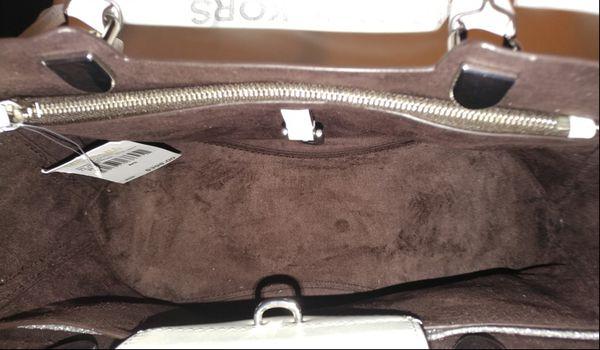 Michael Kors Blakely Leather Satchel (MINT COND.!)