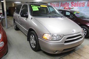 2002 Nissan Quest SE 4dr Mini Van - $2350 (*2002* *Nissan* *Quest* *SE* *4dr* *Mini* *Van*) for Sale in Denver, CO