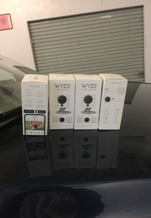 Wyze for Sale in San Francisco, CA