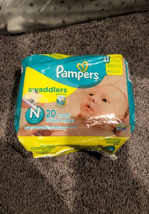 Diapers -Newborn for Sale in Lake Elsinore, CA