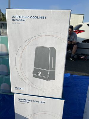 Humidifier cool mist +diffuser for Sale in Anaheim, CA