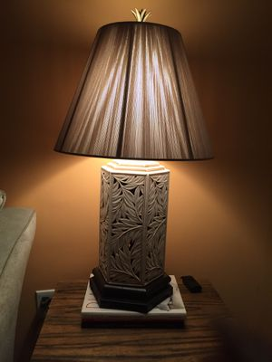Ceramic Table lamp for Sale in Fort Lauderdale, FL