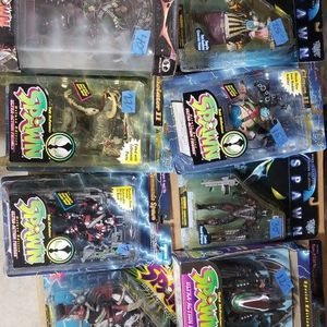 Spawn Figures Lot Of 10 for Sale in Fort Lauderdale, FL