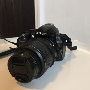 Nikon D3100 DSLR for Sale in Miami, FL