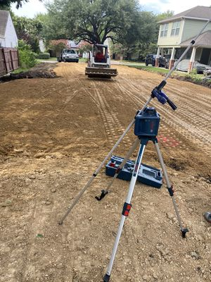 Skid steer work grading excavation dirt work for Sale in Irving, TX