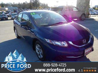 2014 Honda Civic for Sale in Port Angeles,  WA