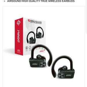 AIRSOUND HIGH QUALITY TRUE WIRELESS EARBUDS for Sale in Doral, FL