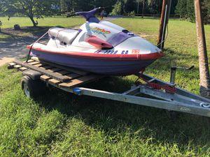 Jetski and trailer for Sale in Glen Burnie, MD
