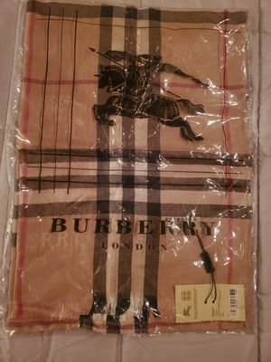 Burberry London scarf for Sale in Denver, CO