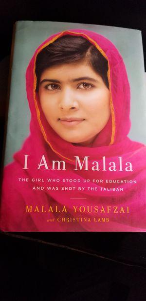 I Am Malala (Hardcover) for Sale in East Windsor, NJ