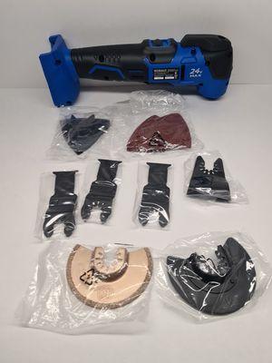 Kobalt oscillating multi-tool 24v brushless for Sale in South Easton, MA