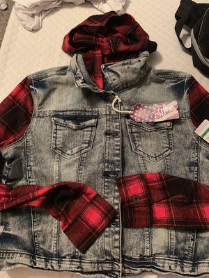 Kids large jacket for Sale in Deer Park, TX