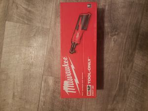 Milwaukee 3/8 ratchet new for Sale in Auburn, WA