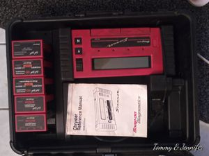 Snap-on scanner for Sale in Rockland, MA