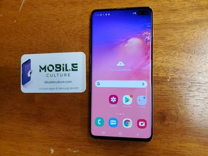 Unlocked Coral Galaxy S10 Plus 128gb for Sale in Port St. Lucie, FL