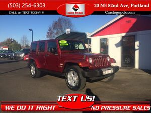 2013 Jeep Wrangler Unlimited for Sale in Portland, OR