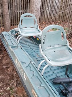 10' Pond Boat With Trolling Motors (2) for Sale in Laurel,  MD
