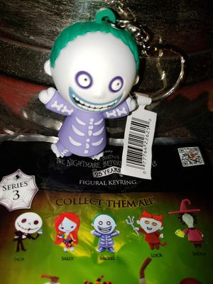 Disney Series 3 NBX Figural Keyring: Barrel for Sale in Camden, NJ