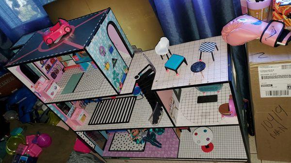 doll house. lol