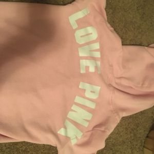 VS Pink Zip up Hoodie for Sale in Las Vegas, NV
