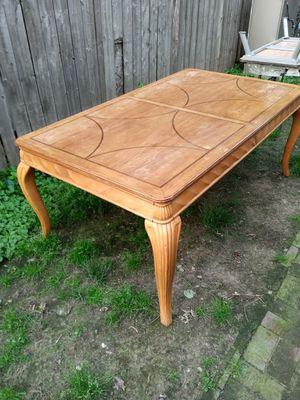 Unique Lavish Dining Table for Sale in Granite City, IL