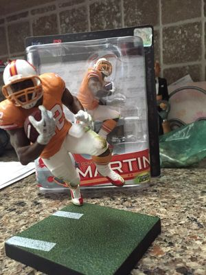 Doug Martin- Tampa Bay Bucs action figure for Sale in Tampa, FL
