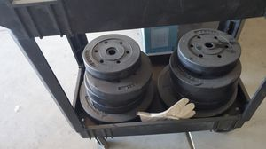 Free weights for Sale in Lake Elsinore, CA