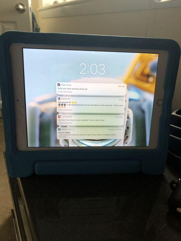 iPad 9 1/2 inch