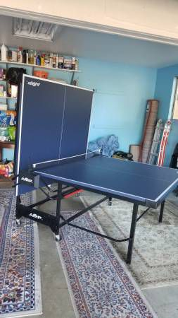 Professional Tournament Size Sportcraft Amf Ping Pong