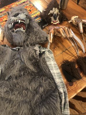 Werewolf costumes for Sale in Palatine, IL