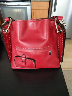 Women's leather purse - red for Sale in San Diego, CA