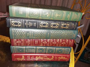 12 Vintage, Classic Books From International Collectors Library for Sale in Bellevue, WA