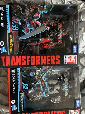 Transformers figures for Sale in Santa Ana, CA