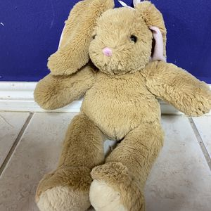 Build-A-Bear Workshop Stuffed Bunny for Sale in Houston, TX