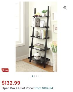 Ladder Bookcase-BRAND NEW...NEVER OPENED for Sale in Miami,  FL