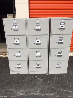 """Hon 4-Drawer File Cabinets's Legal Size 18"""" Used for Sale in Clover, SC"""