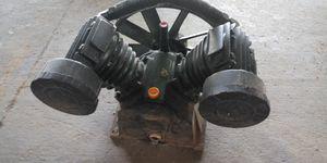 Air compressor and 60 gallon tank for Sale in Murfreesboro, TN