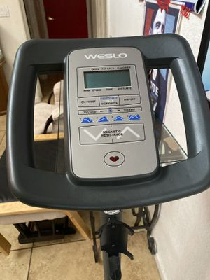 Weslo Exercise Bike for Sale in Las Vegas, NV