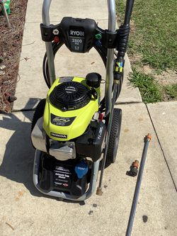 Ryobi Gas Pressure Washer 2800 (HONDA Engine ) for Sale in Citrus Springs,  FL
