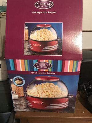 Retro popcorn popper for Sale in Peoria, AZ
