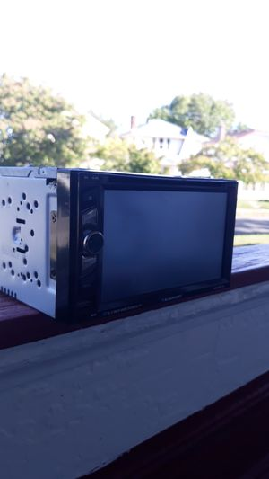 Touch screen DVD deck 8inch for Sale in Columbus, OH