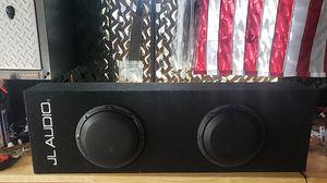 JL Audio Car Speaker Box for Sale in Thornton, CO