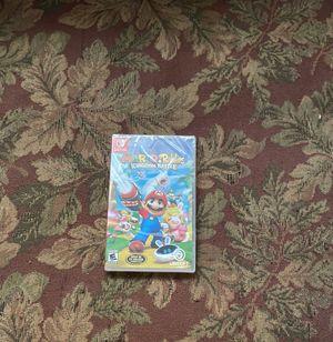 Mario + Rabbids Kingdom Battle (Never Used) for Sale in Edison, NJ