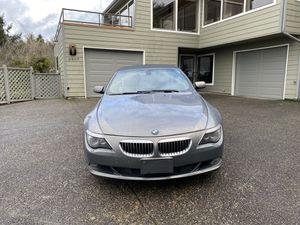 2009 BMW 650I for Sale in Lakewood, WA