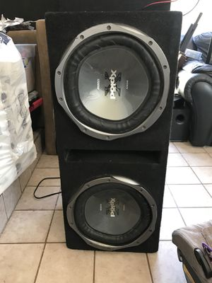 "Bajos 12"" Sony Xplod for Sale in US"