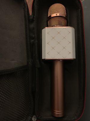Karaoke Bluetooth mic for Sale in Fresno, CA